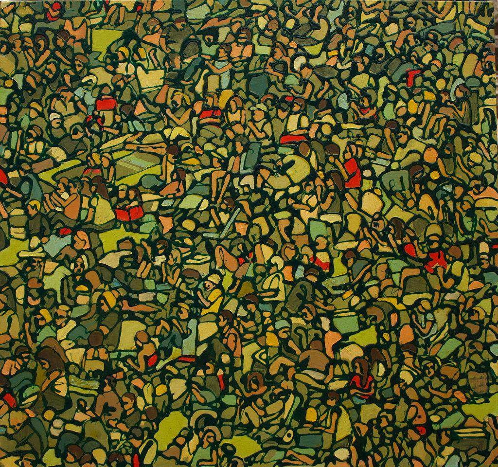 Spring Confetti: Sur L'herbe