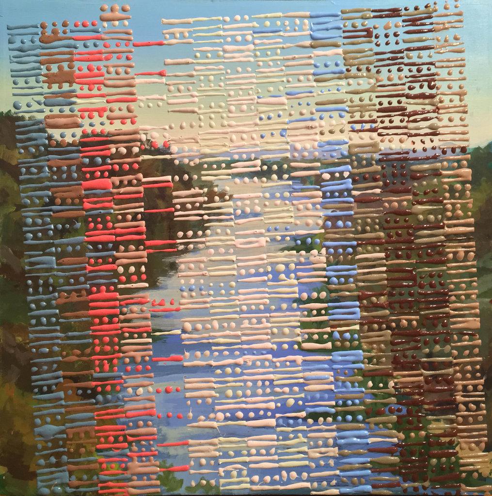 Fragmented Landscape 3